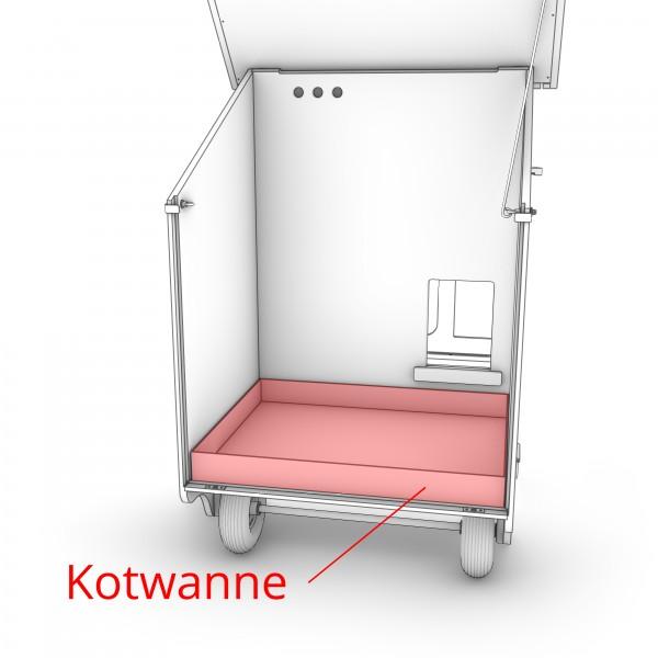 Kotwanne für Compact-Star
