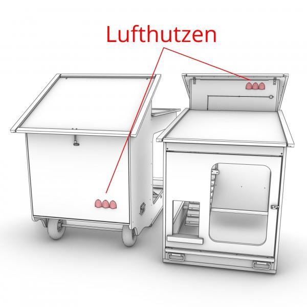 Lufthutzen-Set (6 Stück) für Compact-Star